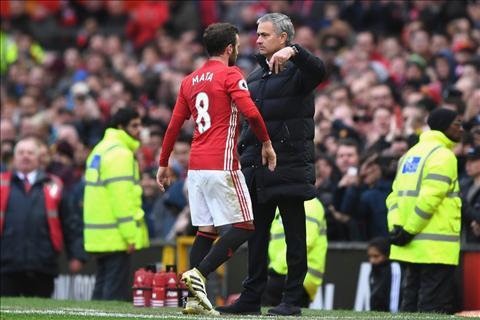 Tien ve Juan Mata noi ve moi quan he voi Mourinho hinh anh 2