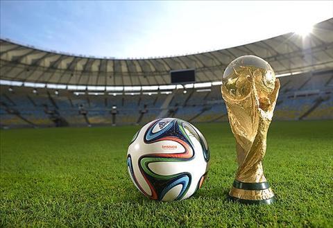 World Cup 48 doi Cu vo tu di hinh anh