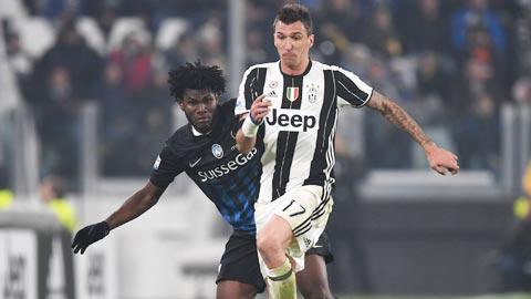 Nhan dinh Juventus vs Atalanta 02h45 ngay 121 (Coppa Italia 201617) hinh anh