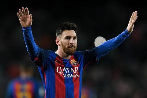 Sep Barca len tieng ve qua trinh gia han hop dong voi Messi hinh anh