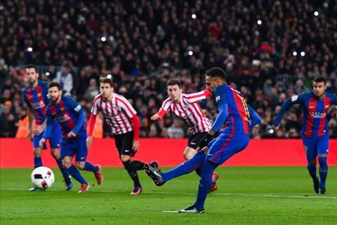 Barca 3-1 (4-3) Bilbao (KT) MSN vuot moc 300 ban giup nha DKVD lat nguoc the co hinh anh 3