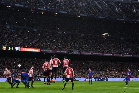 Barca 3-1 (4-3) Bilbao (KT) MSN vuot moc 300 ban giup nha DKVD lat nguoc the co hinh anh 4