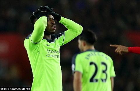 HLV Klopp cay cu noi ve tran thua Southampton hinh anh