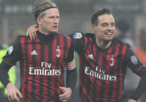 Tong hop AC Milan 2-1 Torino (Coppa Italia 201617) hinh anh