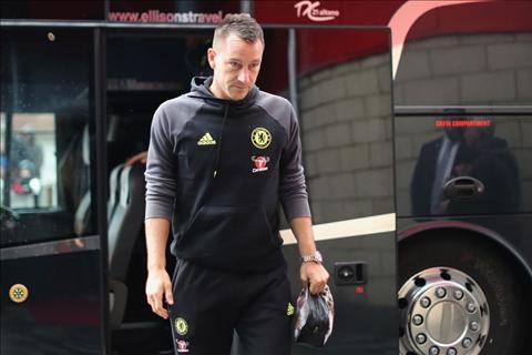 Terry khong thi dau nhieu tai Chelsea