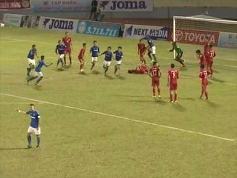 Tong hop Quang Ninh 2-0 TPHCM (Vong 2 V-League 2017) hinh anh