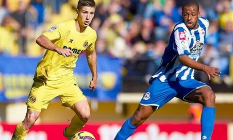 Nhan dinh Deportivo vs Villarreal 02h45 ngay 151 (La Liga 201617) hinh anh