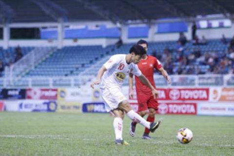 Tong hop HAGL 1-2 Hai Phong (Vong 2 V-League 2017) hinh anh