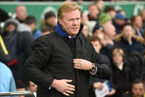 Everton 4-0 Man City Koeman la tam guong sang cua Guardiola hinh anh