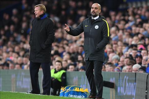Everton 4-0 Man City Koeman la tam guong sang cua Guardiola hinh anh 4