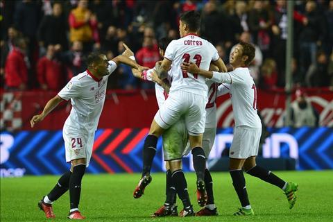Sevilla vs Real (2h45 ngay 161) Tra het cho Ken ken hinh anh 2