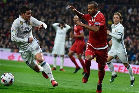 Sevilla vs Real (2h45 ngay 161) Tra het cho Ken ken hinh anh