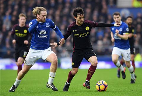 Thua tham Everton, Pep Guardiola van to ra lac quan hinh anh