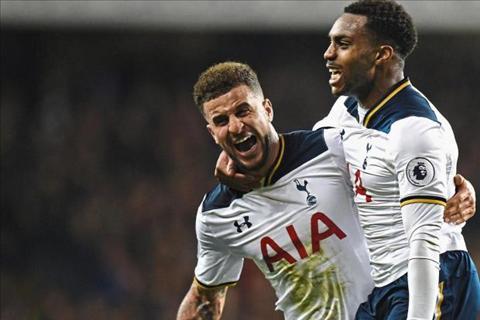 Walker va Rose cho thay su toan dien bac nhat Premier League