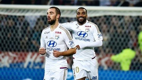 Nhan dinh Caen vs Lyon 23h00 ngay 151 (Ligue 1 201617) hinh anh