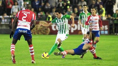 Nhan dinh Granada vs Osasuna 00h30 ngay 1601 (La Liga 201617) hinh anh