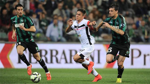 Nhan dinh Sassuolo vs Palermo 21h00 ngay 1501 (Serie A 201617) hinh anh