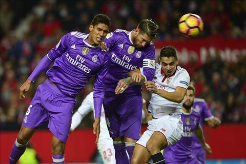Sevilla 2-1 Real Zidane chet trong giac mo cua chinh minh hinh anh 2