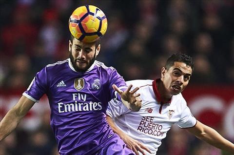 Sevilla 2-1 Real Zidane chet trong giac mo cua chinh minh hinh anh