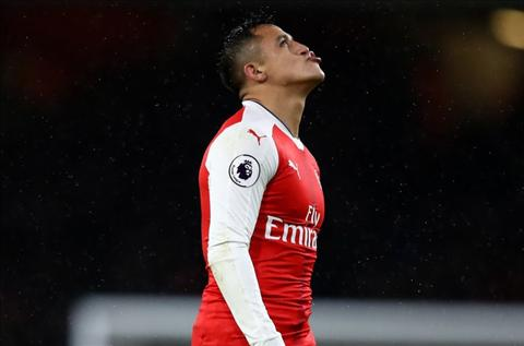 Tien dao Alexis Sanchez co the toi Bayern Munich hinh anh