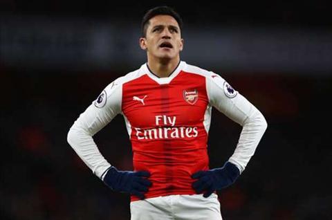 Huyen thoai Arsenal truc tiep tra hoi Alexis Sanchez ve tuong lai hinh anh