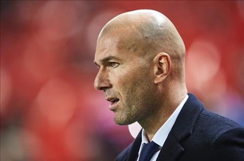 Zidane 5 phut chu quan da khien Real thua Sevilla hinh anh