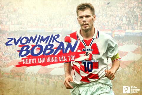 Zvonimir Boban: Người anh hùng dân tộc