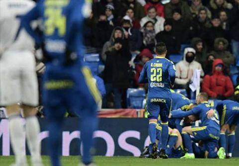 Tong hop Real Madrid 1-2 Celta Vigo (Cup Nha vua TBN 201617) hinh anh