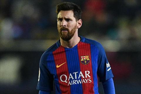 Cha Messi len tieng ve viec con trai roi Barca hinh anh