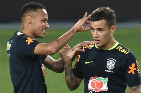 Cuu danh thu Rivaldo khuyen Coutinho sang Barca hinh anh