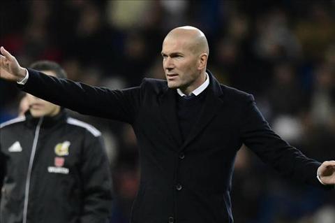 Zidane noi gi sau tran thua toi te cua Real truoc Celta hinh anh