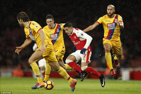 Nhung diem nhan sau tran Arsenal 2-0 Crystal Palace hinh anh 2