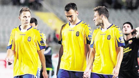 Nhan dinh Las Palmas vs Deportivo 02h45 ngay 211 (La Liga 201617) hinh anh