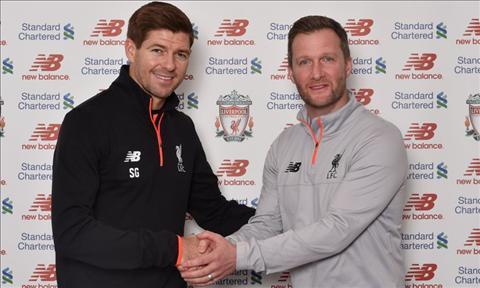 Diem tin bong da sang ngay 2101 Gerrard chinh thuc tro lai Liverpool hinh anh