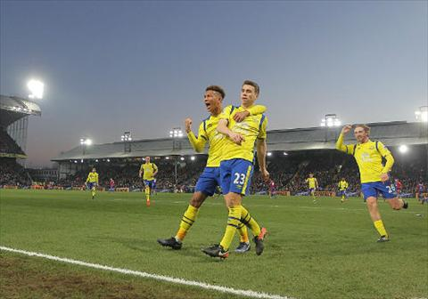 Tong hop Crystal Palace 0-1 Everton (Vong 22 NHA 201617) hinh anh