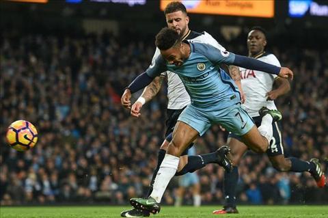 Clip ban thang Man City vs 2-2 Tottenham NHA 201617 hinh anh