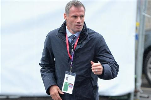 Jamie Carragher phat bieu soc truoc dai chien Liverpool vs MU hinh anh