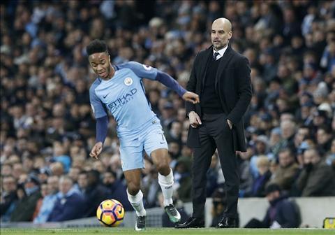 Man City 2-2 Tottenham Chi hay thoi la chua du hinh anh 2