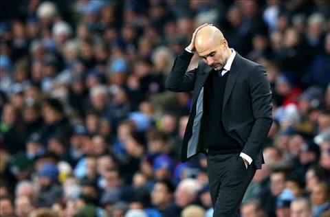 Guardiola noi gi ve trong tai sau tran Man City 2-2 Tottenham  hinh anh