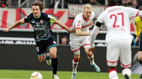 Nhan dinh Mainz vs Cologne 23h30 ngay 221 (Bundesliga 201617) hinh anh