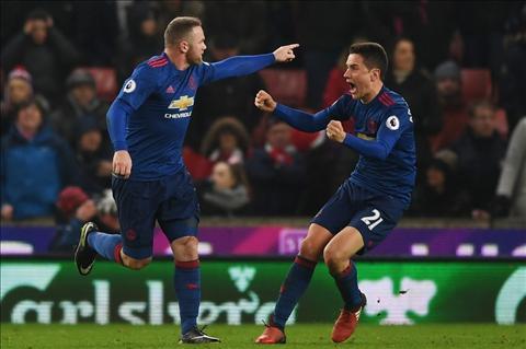 Rooney ghi ban thu 250 cho M.U
