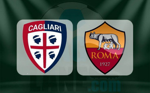 Nhan dinh AS Roma vs Cagliari 02h45 ngay 231 (Serie A 201617) hinh anh