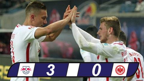 RB Leipzig 3-0 Frankfurt Ngua o tiep tuc sai vo o Bundesliga hinh anh