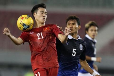 DT Viet Nam roi vao bang de o vong loai Asian Cup 2019 hinh anh