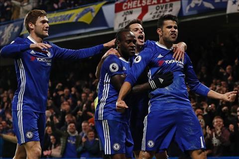 Chelsea thang Hull City 2-0