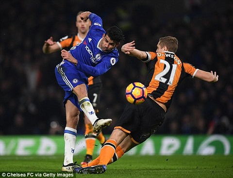 Du am Chelsea 2-0 Hull Co may toan dien cua Conte hinh anh