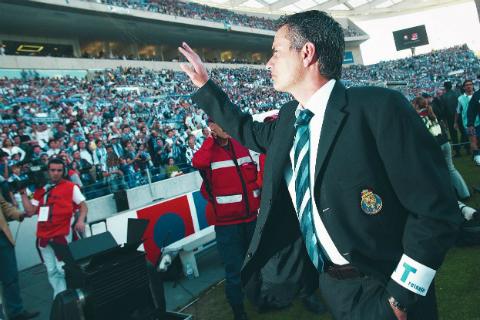 Jose Mourinho Câu hỏi về một tương lai mới đang chờ phía trước hình ảnh