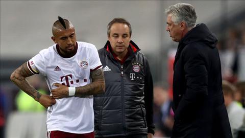 Bayern mat Vidal vi chan thuong nang hinh anh
