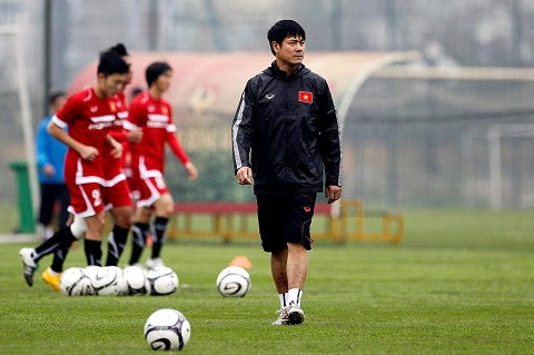Danh sach U23 Viet Nam Phat ngay voi Huu Thang hinh anh