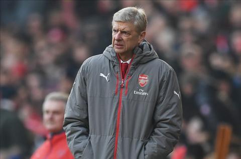 Wenger tiet lo doi hinh Arsenal ra san trong tran Southampton hinh anh